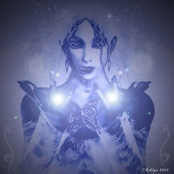 Crystal Keeper.. by ashlyn