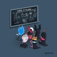 School Of Villains by Naolito