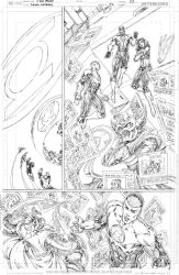 Green Lanterns #42 page 3 PENCIL by vmarion07