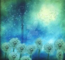Dreaming Of Dandelions by mindym306