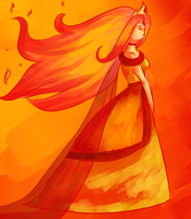 Flame Queen by kailet97