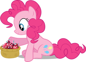 pinkie crystal berries by rainbownspeedash