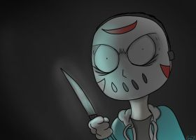 Knife To Meet You! (H2O Delirious) by Glasses2themax