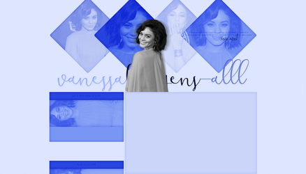 Ordered Layout ft. Vanessa Hudgens by Kate-Mikaelson
