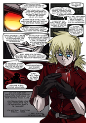 Excidium Chapter 9: Page  18 by RobertFiddler