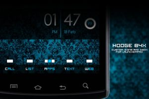 HOOGE 84X for Launcher Pro by yuushaART