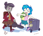 Hey Little Notes by Jowybean