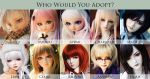 Who Would You Adopt by chibi-lilie