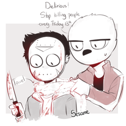 Friday The 13th by owoSesameowo