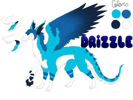 Amazon Dragon (Edited base) by Wulfielife