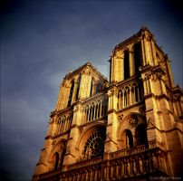 The Holga of Notre Dame. by Prince-Photography