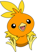 255 Torchic by PkLucario