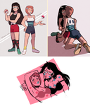 Ace Trainers by Sutexii