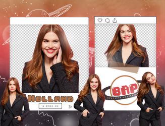 Pack Png 1420 // Holland Roden by BEAPANDA