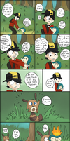 Kings and Pawns: A HGSS Nuzlocke - Page 8 by Parasols