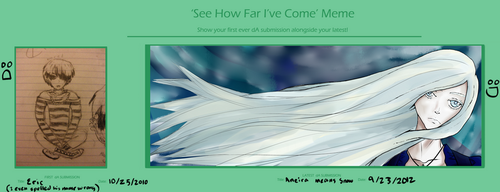How Far I've Come by xPanicxLovex