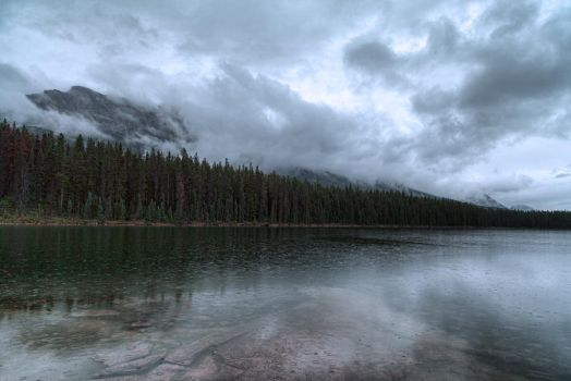 Honeymoon lake by vlad-m
