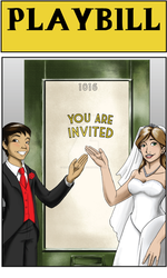 Wedding Invite by comic-heroine
