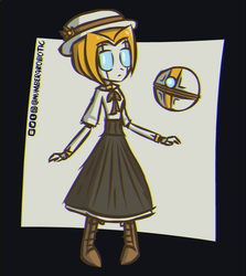 Casual Orianna by Number9Robotic