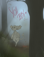 Your Bagbean here!|'Lost Woods'(CLOSED) by 0Lau-Chan0
