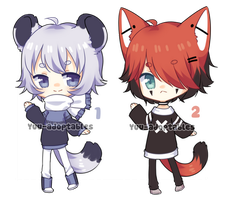 CLOSED Adopts #20 24HR AUCTION by Yuu-adoptables