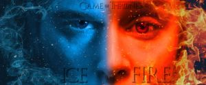 A Song of Ice and Fire by JackieCrossley