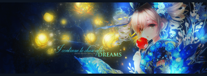 TimeLineFB  I continue to chase after dream by Alix89