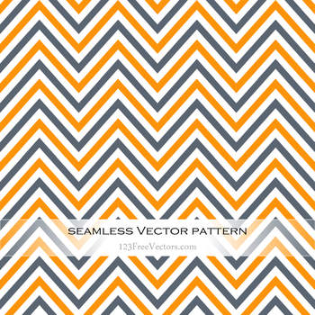 Art Colorful Chevron Pattern Free Vector by 123freevectors