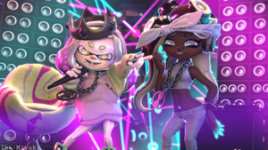 Octo Expansion Off The Hook [Promo] by Ika-Miyuki