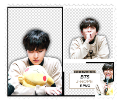 J-HOPE #BTS# PNG PACK by inspiritbetul