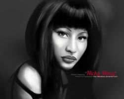 Nicki Minaj version 2 by secretSWC
