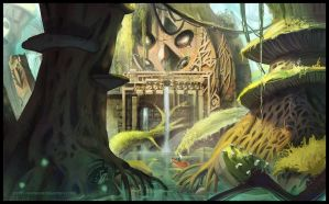 ancient-Temple-of-the-Owl by Messiah972