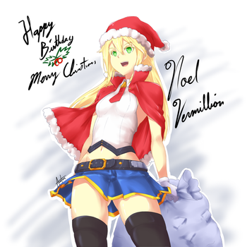 Noel Birthday and Merry Christmas 2014 by 4rcher