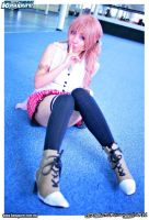 Serah Farron Kiss by Xion-Light