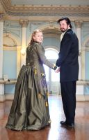 Victorian Couple 3 by Digimaree