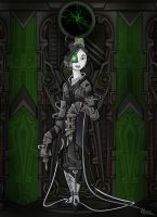 mulan borg in alcove by nightwing1975