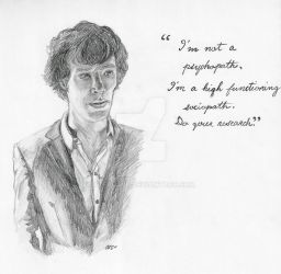 High Functioning Sociopath by Azealand