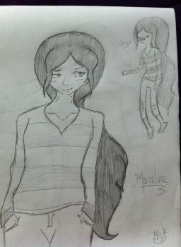 Marceline by nikkistar97