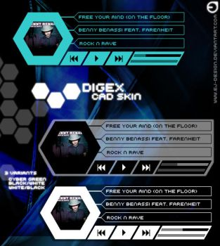 Digex CAD Skin by EJ-Design