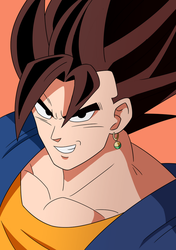 Vegetto by nobody661