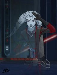Sith Assassin by Adre-es