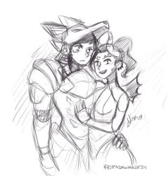 hellhound sketch 2 .Pharmercy by sexyfairy