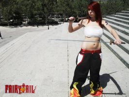 Erza Fairy Tail Cosplay by Shady-Chan
