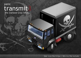 transmit3 Replacement icon by Gpopper