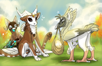 Summer Optional 3: Tyto.exe Is Frozen (EVOLOONS) by CoffeeAddictedDragon