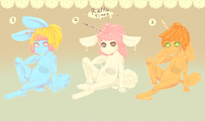 Ice Cream Unipop Squishies .:Winners Chosen:. by Pietastic-Creations