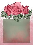 Rose Journal Skin by little-space-ace