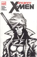 Gambit sketchcover by Csyeung