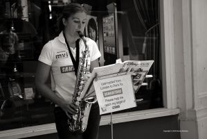 Sax Appeal by DorianStretton