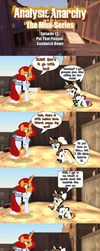 TF2 AA Issue 13 - Put That Floppin' Sandwich Down by JasperPie